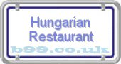 hungarian-restaurant.b99.co.uk